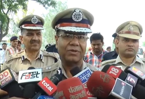 हरियाणा पुलिस ने संदीप गाडौली गिरोह के 4 बदमाशों को दबोच भारी मात्रा में बरामद किये हथियार