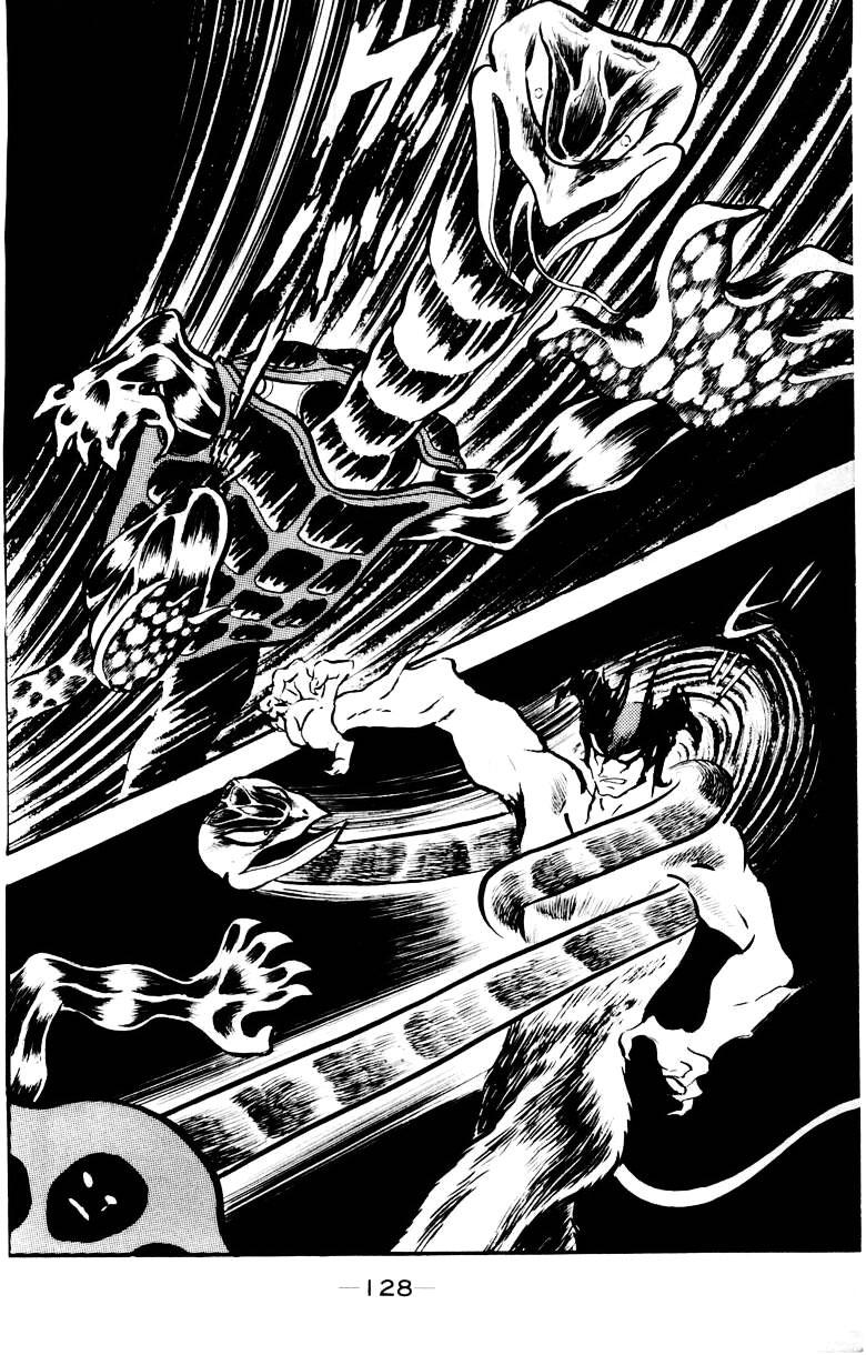 DevilMan chapter 13 trang 17