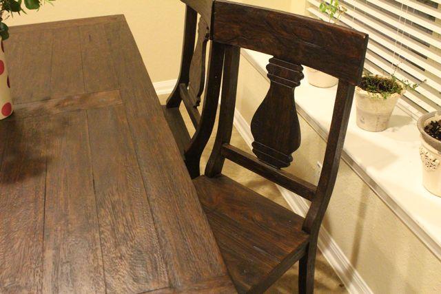 Awe Inspiring Spirals Spatulas The New Kitchen Table Ibusinesslaw Wood Chair Design Ideas Ibusinesslaworg