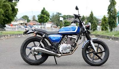 Suzuki Thunder modif Japstyle