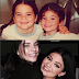 Kylie Jenner recreates childhood photo with sister, Kendall