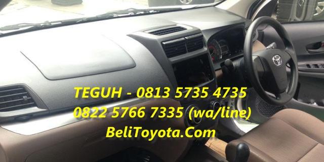 Spesifikasi Toyota Avanza Transmover Baru