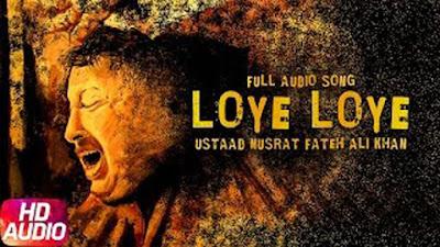 Loye Loye – Nusrat Fateh Ali Khan feat Dr Zeus | Latest Punjabi Song 2017