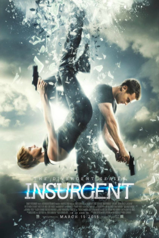 The Divergent Series: Insurgent [2015] [DVDR] [NTSC] [Custom] [Subtitulado]