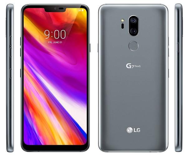 LG G7 ThinQ Officially Launched, Features ThinQ AI, Super Bright Display, and High Range Dual Cams