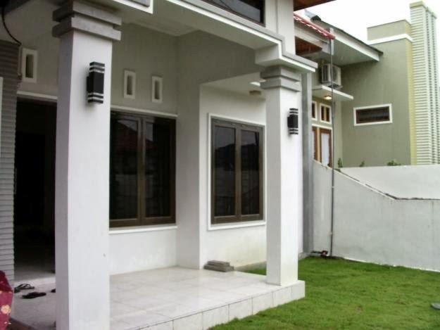 model rumah masa kini 4