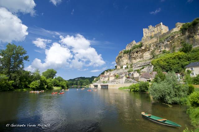 Beynac, Dordogne-Perigord - Francia por El Guisante Verde Project