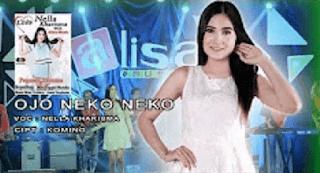 Lirik Lagu Ojo Neko Neko - Nella Kharisma