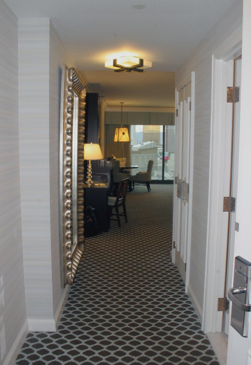 Atlantic City Hotel Rooms: Caesars Palace Augustus Tower