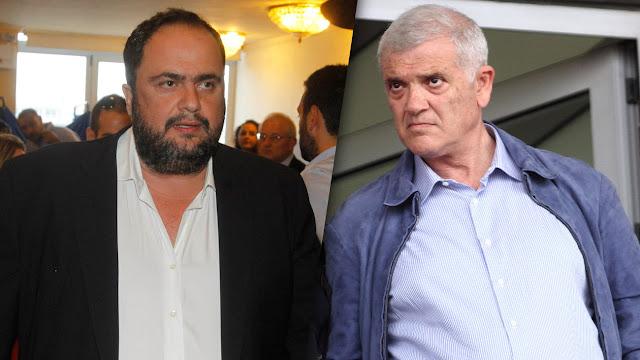 Μαρινάκης και Μελισσανίδης σε πάρτι «πράσινου»!