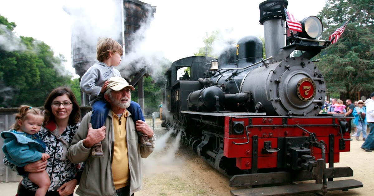 Tiny train lovers around the Bay Area will get a chance to ride the rails with Thomas at Roaring Camp Railroad's annual Day Out with Thomas happening in July and August. The Big Adventures Tour through the Big Trees gives families around the country a chance to celebrate all things Thomas.