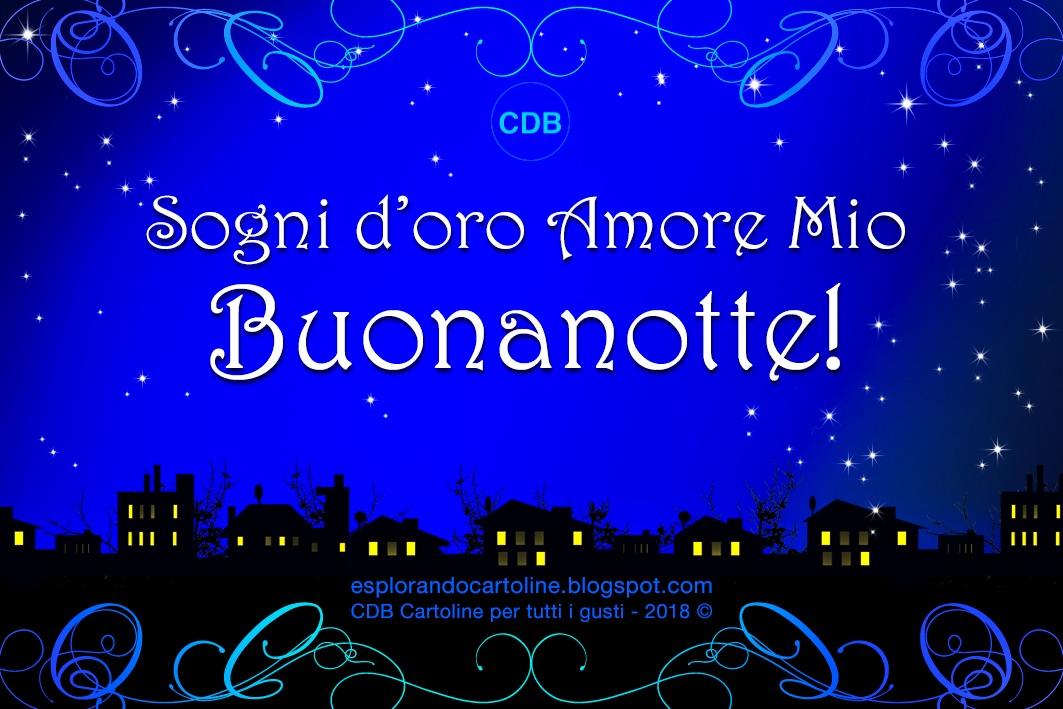 Cdb Cartoline Per Tutti I Gusti Cartolina Buonanotte E