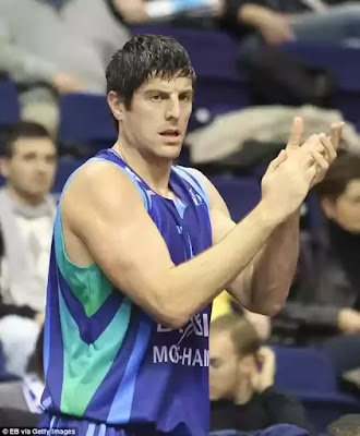 Sebastien Bellin Injured in Brussels bomb blast