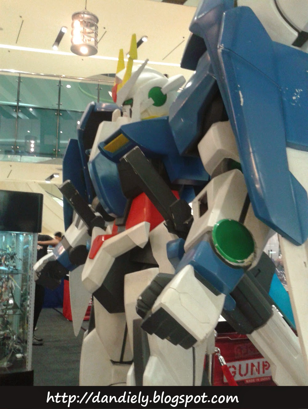 Gundam 00 - Gundam Model Kit Contest 2014 Philippines