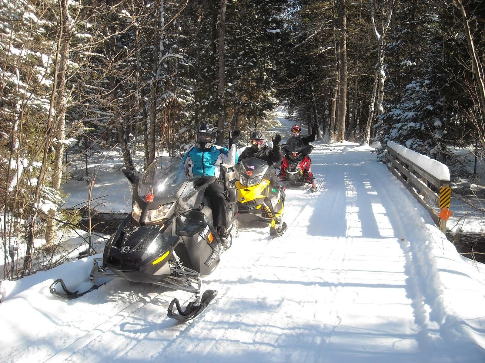 Oconto County » Tourism » Trail Reports