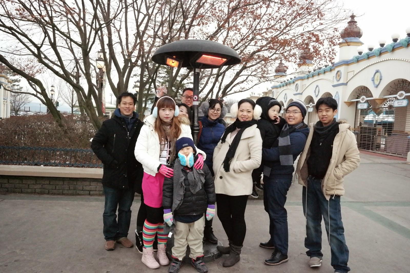 south korea winter trip day 4 part 2 everland pink. Black Bedroom Furniture Sets. Home Design Ideas