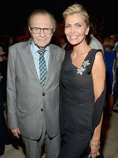 Larry King and cheating wife Shawn