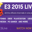 #E3Live Schedule for Wednesday June 17, 2015