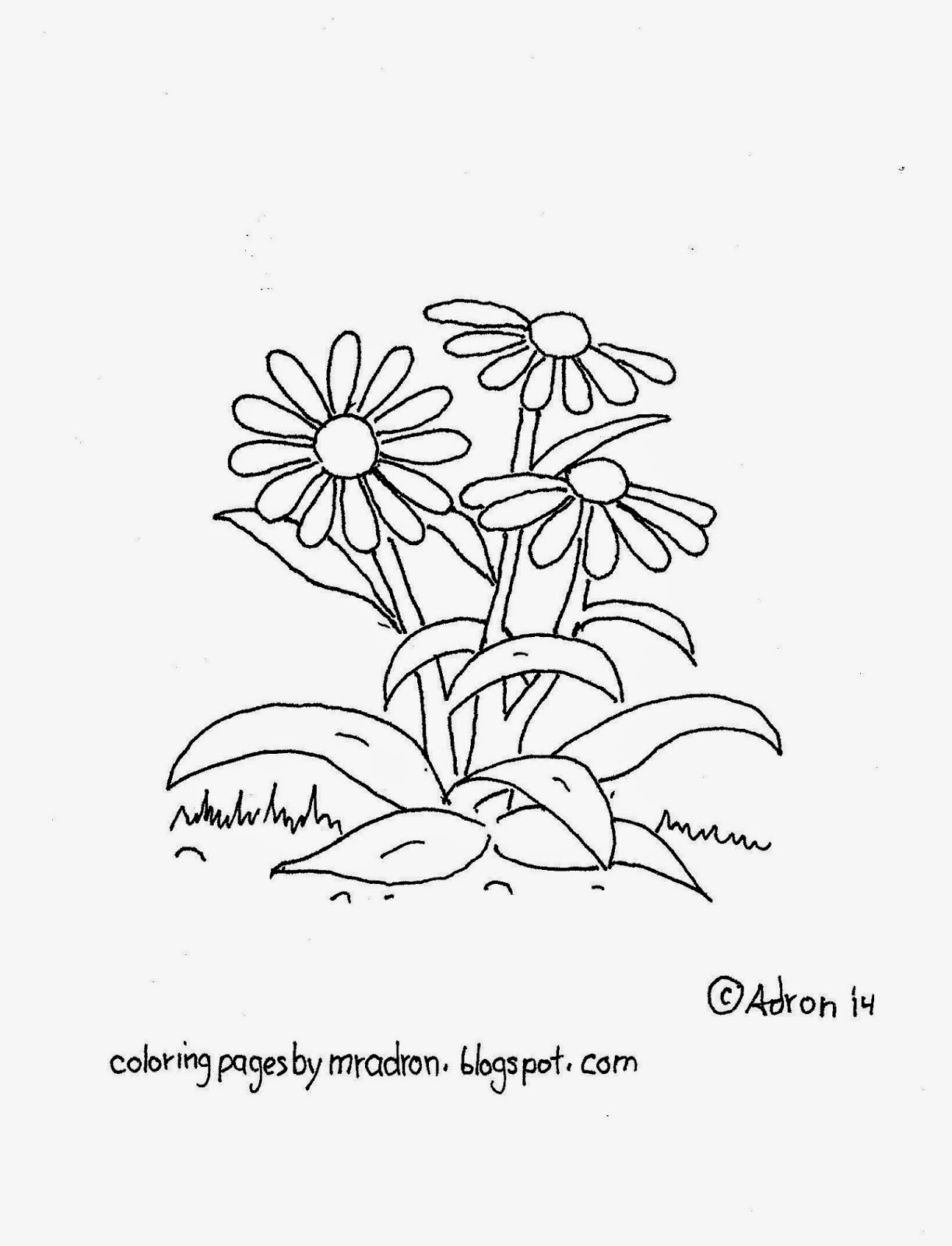 coloring pages for kids by mr adron july 2014
