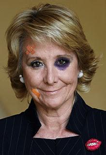 el villano arrinconado, humor, chistes, reir, satira, PP, Esperanza Aguirre