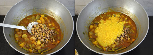 how to make kadamba sadam