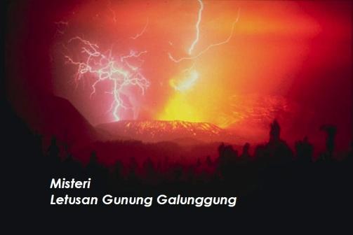 Fenomena Mistis Meletusnya Gunung Galunggung Dan Cerita Mistis Dibalik Letusan Gunung Galunggung Di Tahun 1982