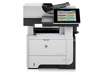 HP LaserJet MFP M525c Printer Driver Download