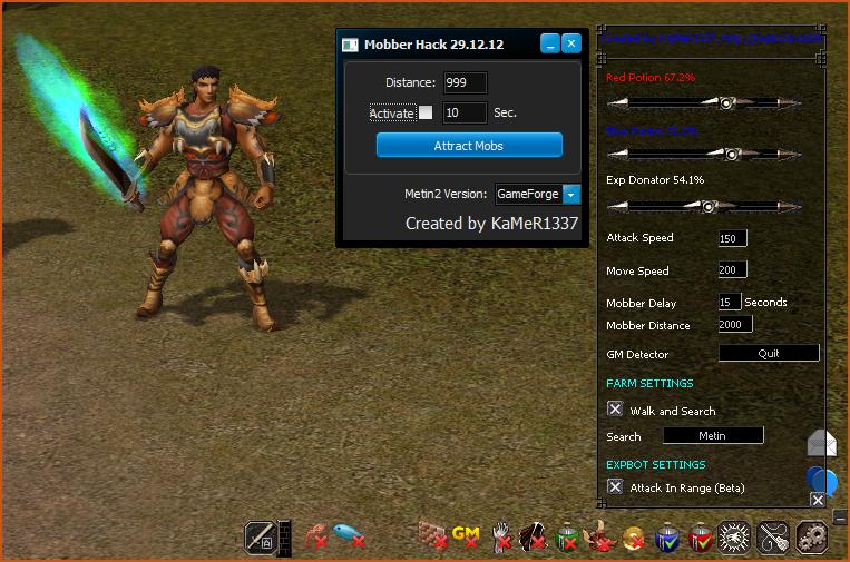 m2mod multihack 2014