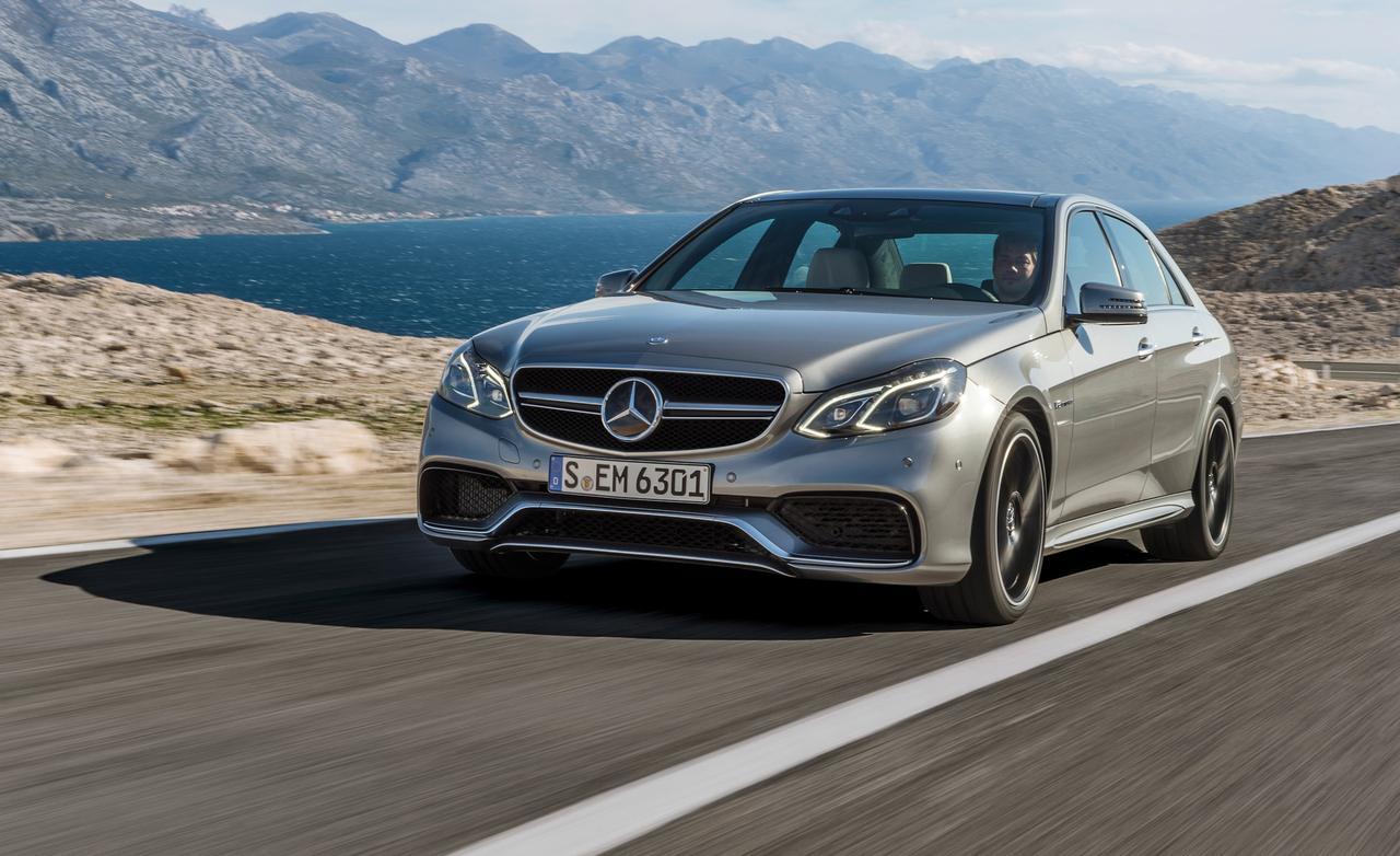 Meseautó: Háttérképek: Mercedes-Benz E63 AMG 4Matic ...