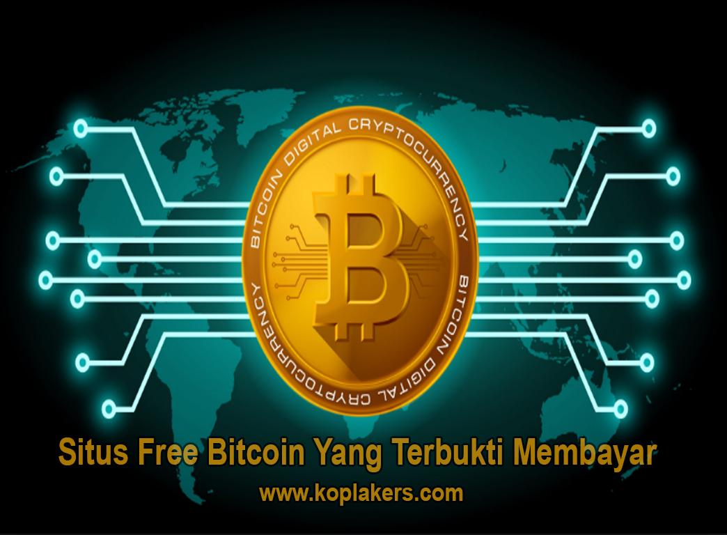 Situs free bitcoin gratis terpercaya