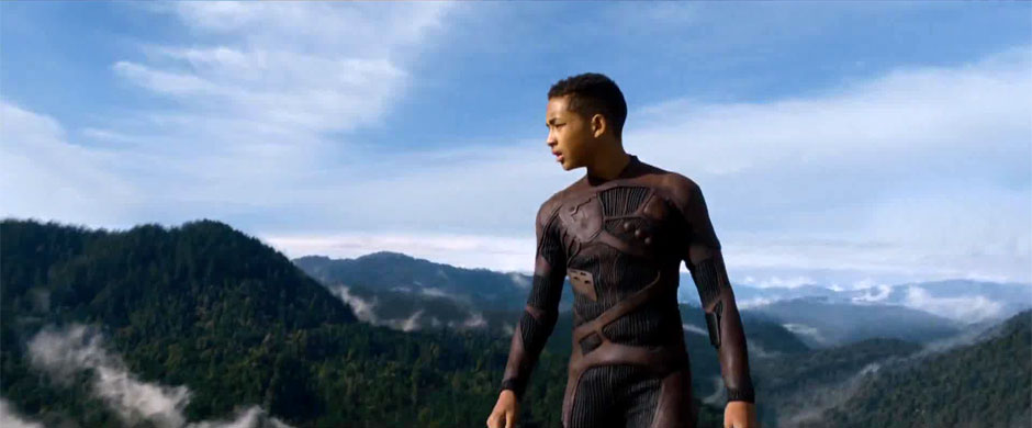 Pages On Cinema After Earth 2013