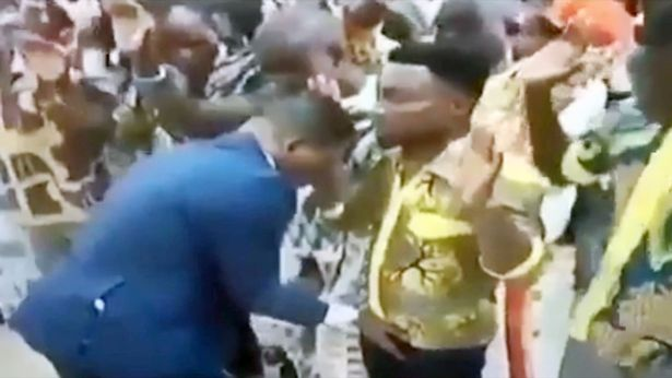 Preacher Says He Can Enlarge A Man's Penis By Simply Touching It (Photos)
