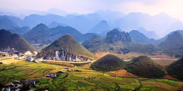 Ha Giang is amazing through pictures of backpackers 1