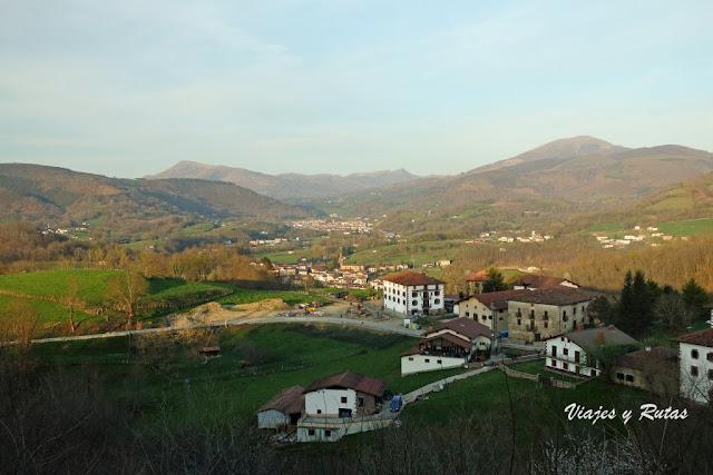 Mirador de Baztan, Ziga