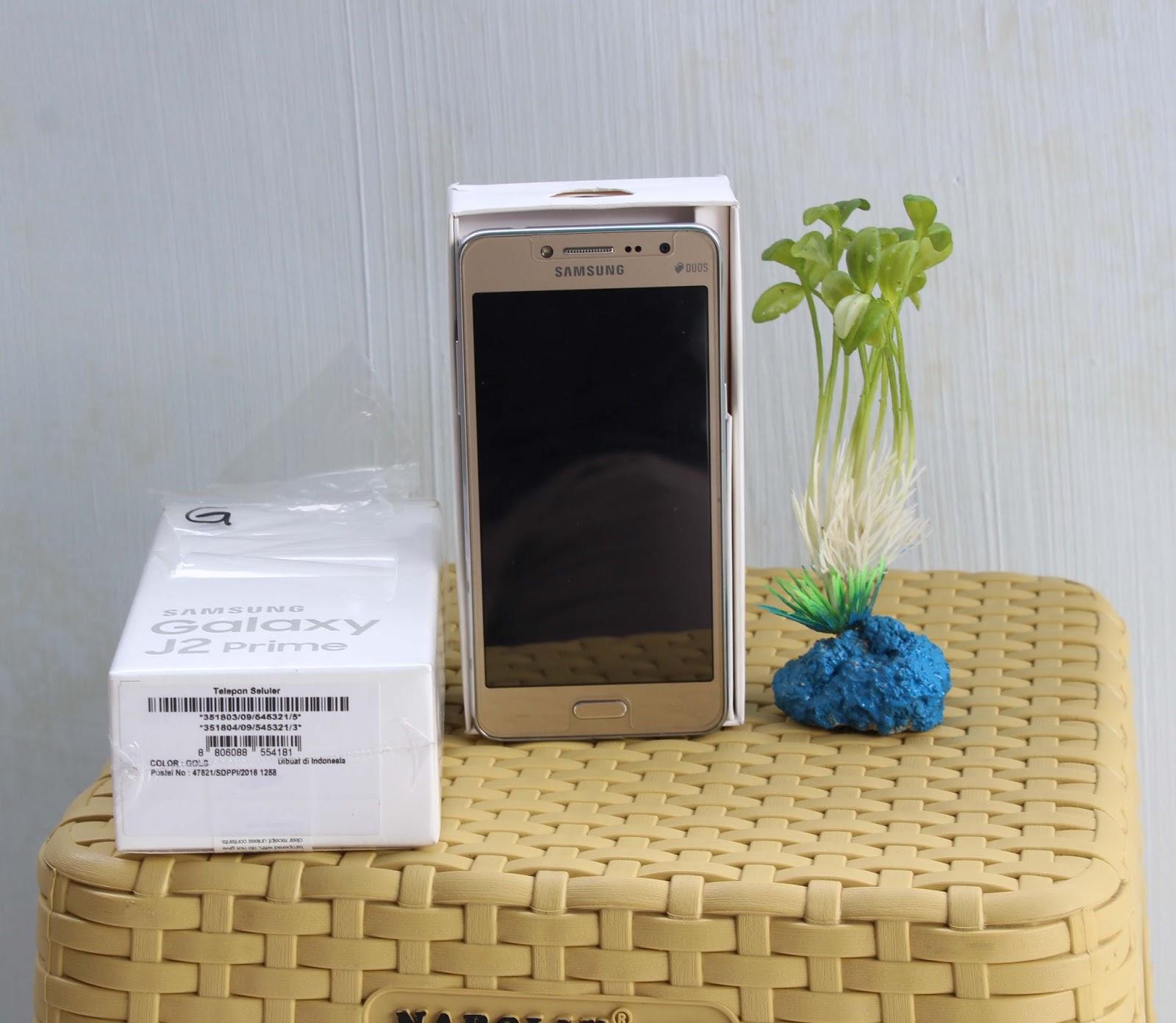 Jual Hp Second Samsung J2 Prime Gold Banyuwangilaptop Com Jual