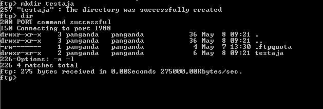 Masalah FileZilla Tidak  Dapat Koneksi Ke Webhosting