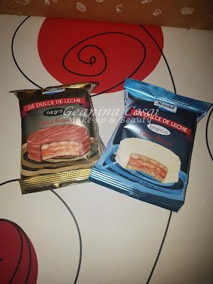 Mardel galletas relenas de dulce de leche Caja Degustabox - Octubre ´16