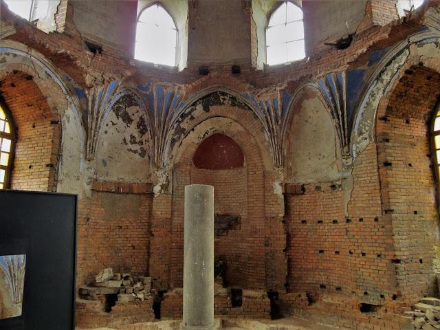 Pałac Marianny Orańskiej w Kamieńcu Ząbkowickim - dawna kaplica