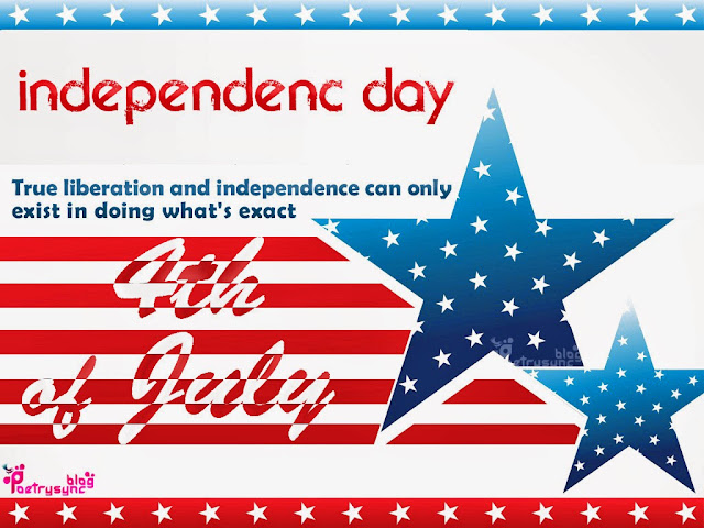 Happy Independence Day USA 2015 Wishes & Quotes