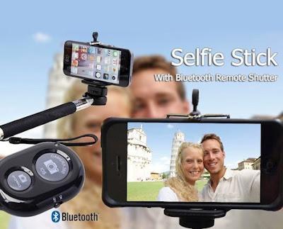 selfie stick for windows phones