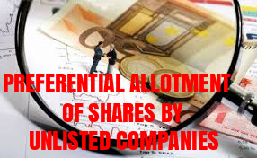 Preferential-Allotment-Shares-Unlisted-Companies