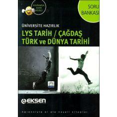 Eksen LYS Tarih Çağdaş Türk ve Dünya Tarihi Soru Bankası