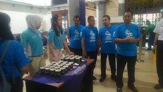 Festival Kopi Kembali Di Gelar Stasiun Cirebon