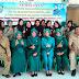 Kunjungan Kerja Ketua TP-PKK Kabupaten Bojonegoro di Desa Ngrejeng Kec. Purwosari
