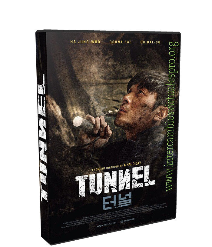 The Tunnel poster box cover