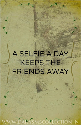 100 Funny Selfie Quotes Status Captions for Facebook & Instagram