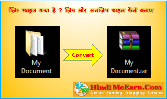 Zip File Ko Kaise Open Kare