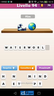 Emoji Quiz soluzione livello 94