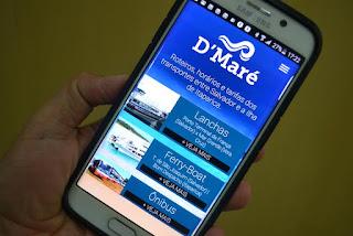 Novo aplicativo pretende facilitar a vida de quem faz a travessia na Ilha de Itaparica. Tomara !