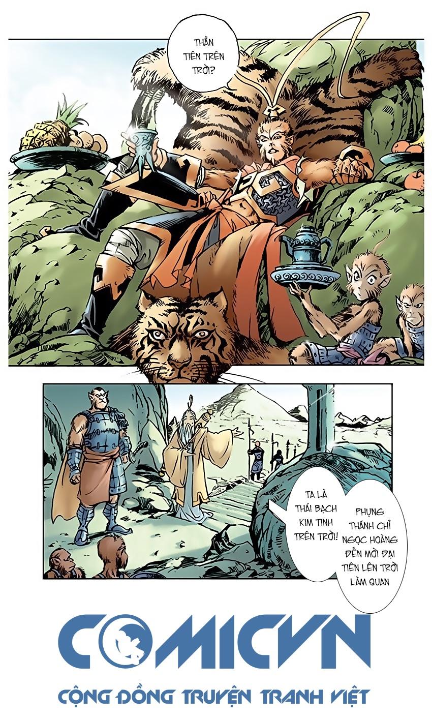 Tây Du Ký màu - Chapter 8 - Pic 1